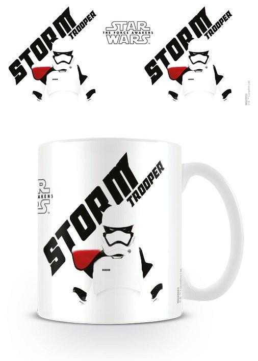 Gwiezdne wojny, część VII : Przebudzenie Mocy - Stormtrooper Kubek