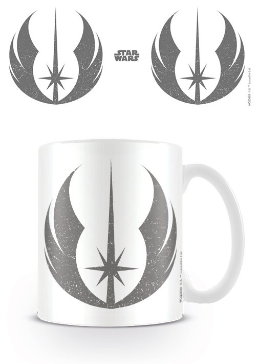 Gwiezdne wojny - Jedi Symbol Kubek