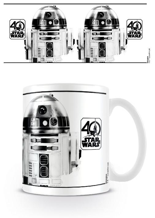 Gwiezdne wojny - R2-D2 (40th Anniversary) Kubek