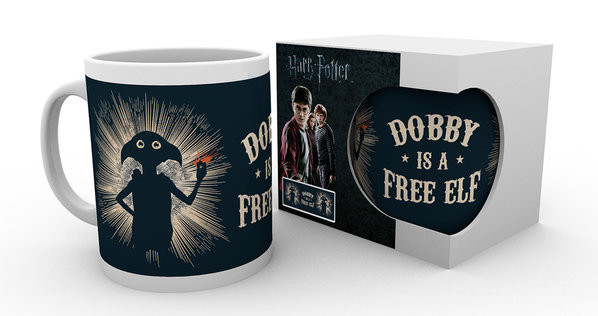 Harry Potter - Free Elf Kubek