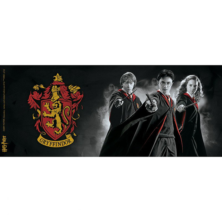 Kubek Harry Potter - Harry, Ron, Hermione