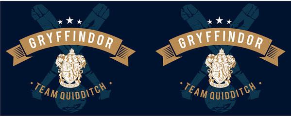 Kubek Harry Potter - Team Quidditch