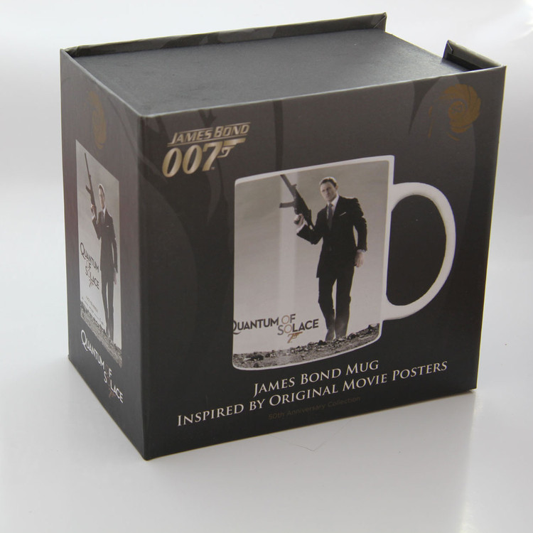 James Bond - quantum of solace Kubek