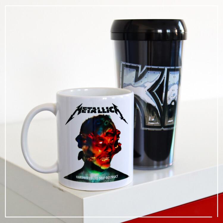 Kubek Metallica - Hardwired Album
