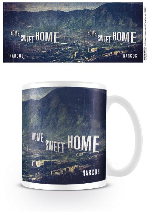 Narcos - Home Sweet Home Kubek