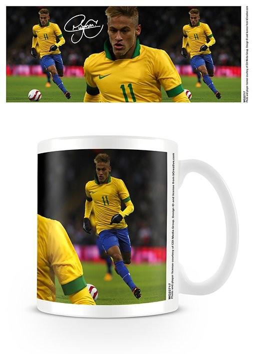 Neymar - Autograph Kubek