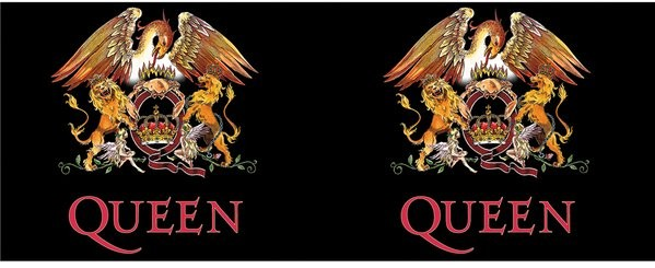 Queen - Colour Crest Kubek