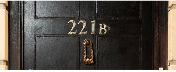 Sherlock - 221B Kubek