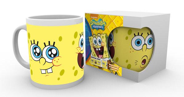 SpongeBob - Expressions Kubek