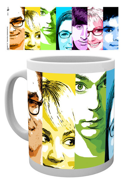 The Big Bang Theory (Teoria wielkiego podrywu) - Rainbow Kubek