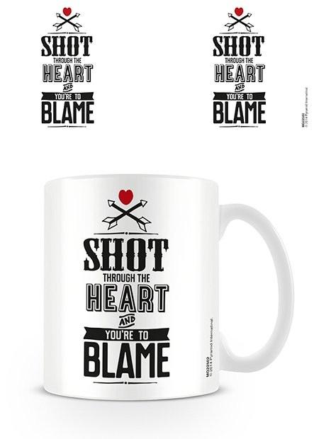 Walentynki - Shot Kubek