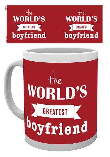 Worlds Greatest Boyfriend Kubek