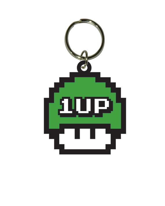 1UP kulcsatartó