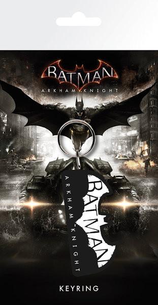 Batman Arkham Knight - Logo kulcsatartó