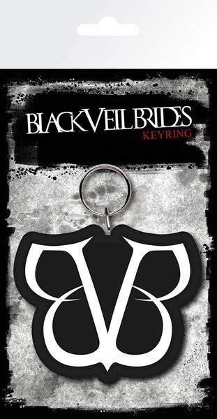 Black Veil Brides - BVB kulcsatartó