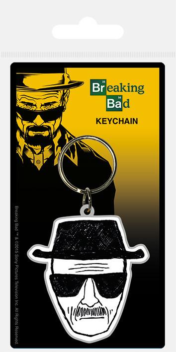 Breaking Bad (Totál Szívás) - Heisenberg kulcsatartó