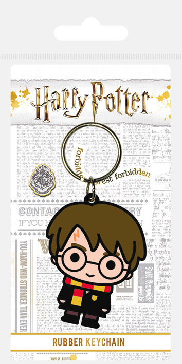 Harry Potter - Chibi kulcsatartó