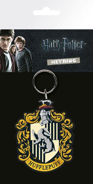 Harry Potter - Hufflepuff kulcsatartó