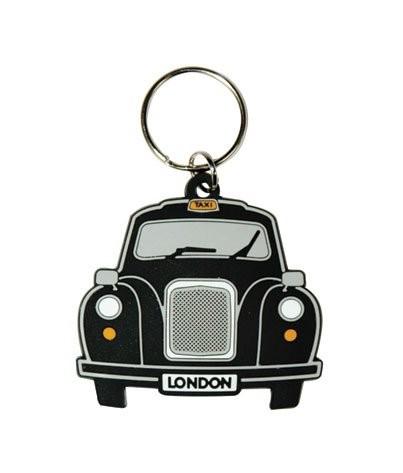 LONDON - taxi  kulcsatartó