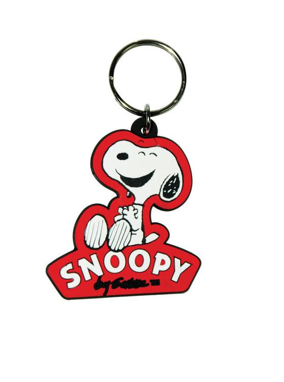 SNOOPY - Laughing kulcsatartó