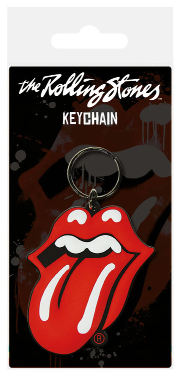 Kulcstartó ROLLING STONES - Tongue