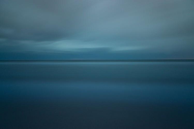 Kunstfotografier Mediterranean sea