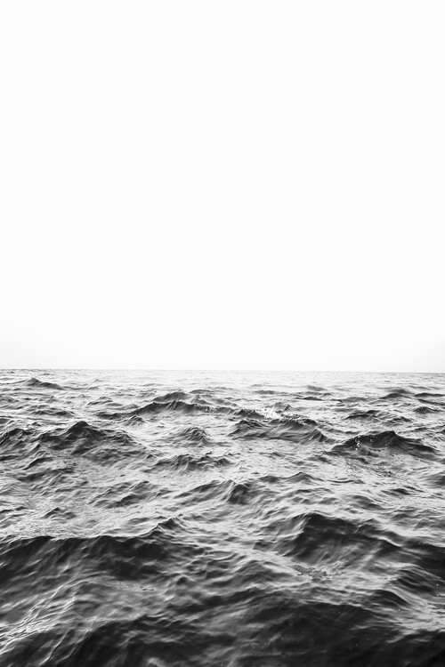 Kunstfotografier Minimalist ocean