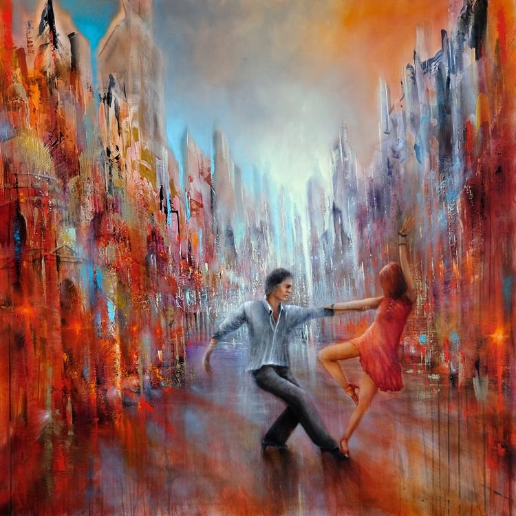 Kunstfotografier Just dance!