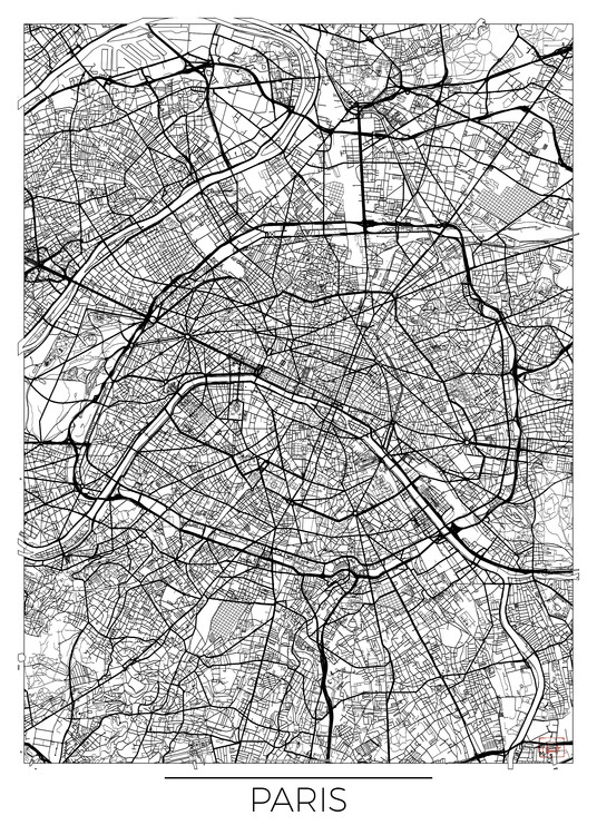 Kunstfotografier Paris