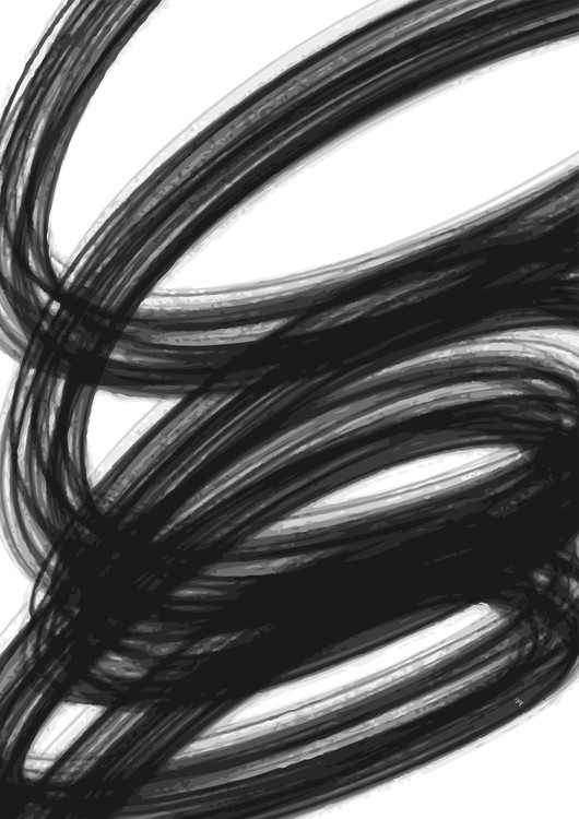 Kunstfotografier Swirl Three