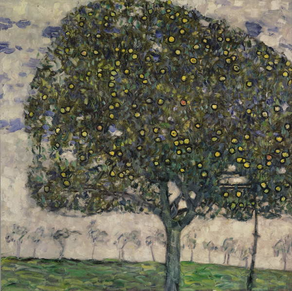 The Apple Tree II, 1916 Kunsttrykk