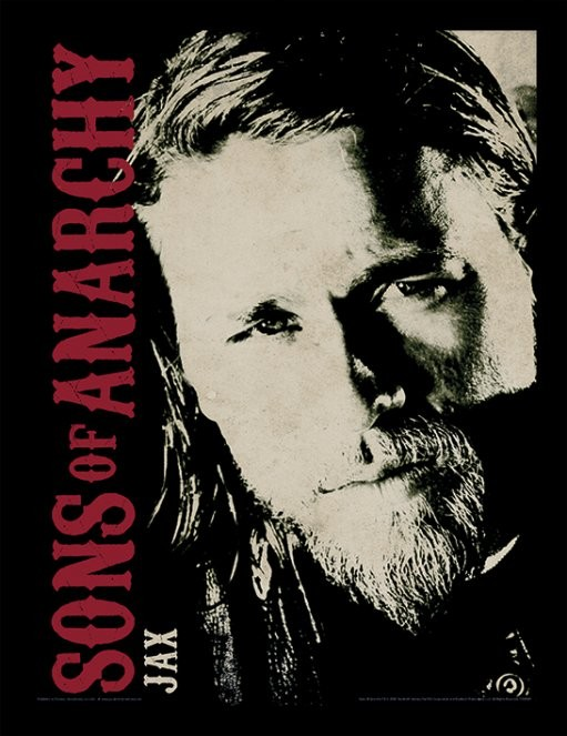 Sons of Anarchy - Jax kunststoffrahmen