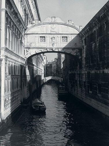 Bridge of Sighs Kunsttrykk