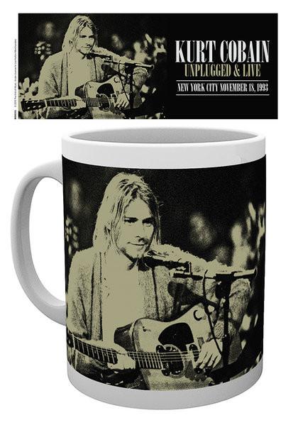 Taza Kurt Cobain - Unplugged