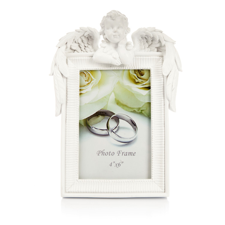 Photo Frame with Angel – Photo 10x15cm Lakberendezés