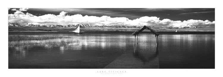 Lake Titicaca Festmény reprodukció