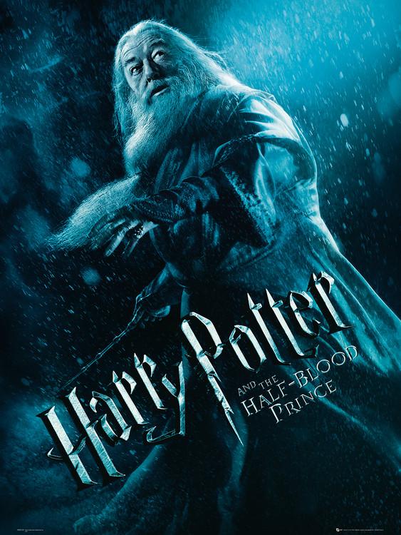 Reproducción de arte Harry Potter y el misterio del príncipe - Albus Dumbledore Action