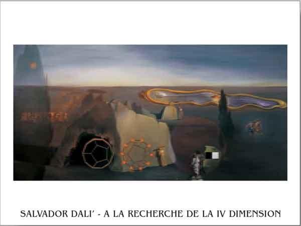 Reproducción de arte In Search of the Fourth Dimension