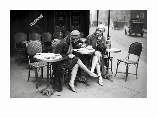 Lámina Jeunes Femmes 1925