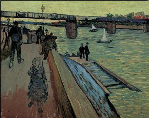 Reproducción de arte  Le Port de Trinquetaille, 1888
