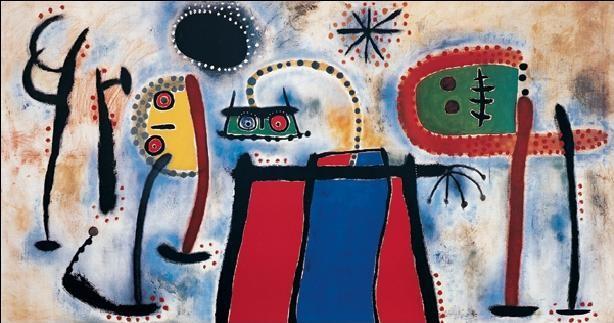 Reproducción de arte  Painting, 1953
