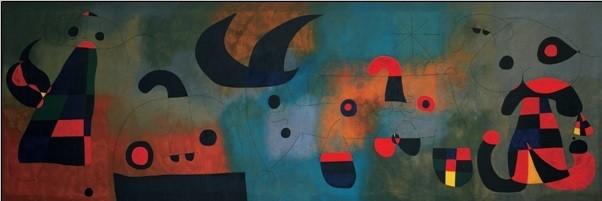 Lámina Peinture murale