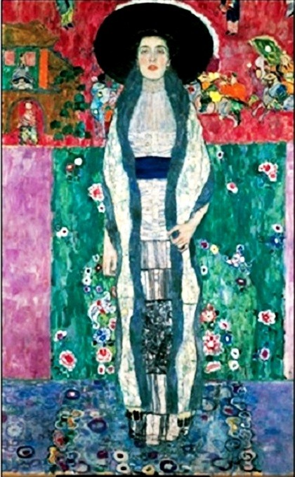 Reproducción de arte  Portrait of Adele Bloch-Bauer II