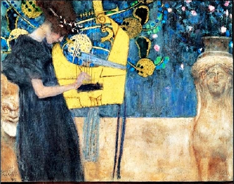 Reproducción de arte The Music