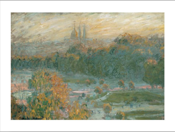 Lámina The Tuileries (study), 1875
