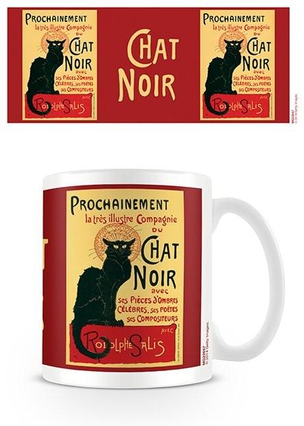 Hrnek Le Chat noir