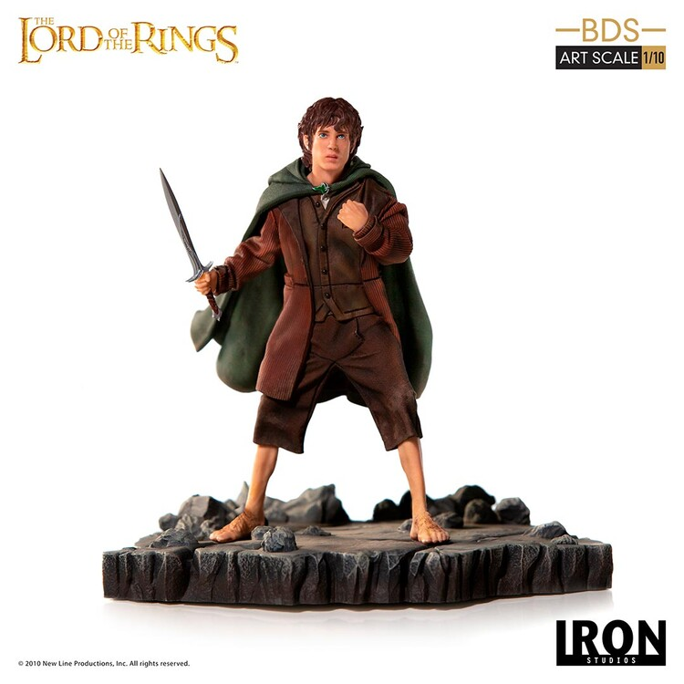 Figurine Le Seigneur des anneaux - Frodo
