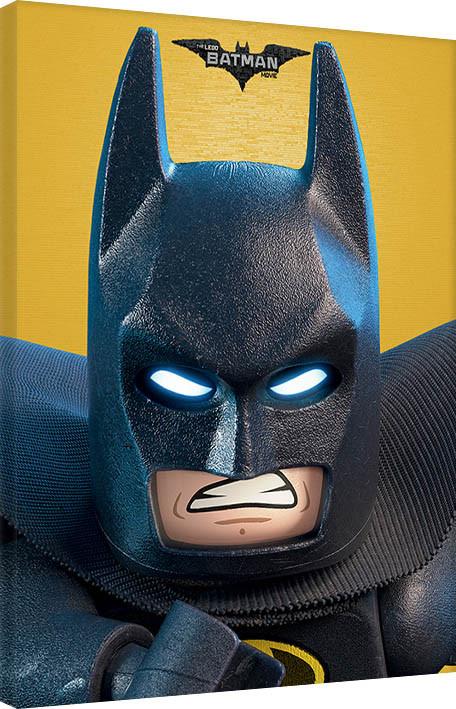 Leinwand Poster Bilder Lego Batman Close Up Bei Europosters
