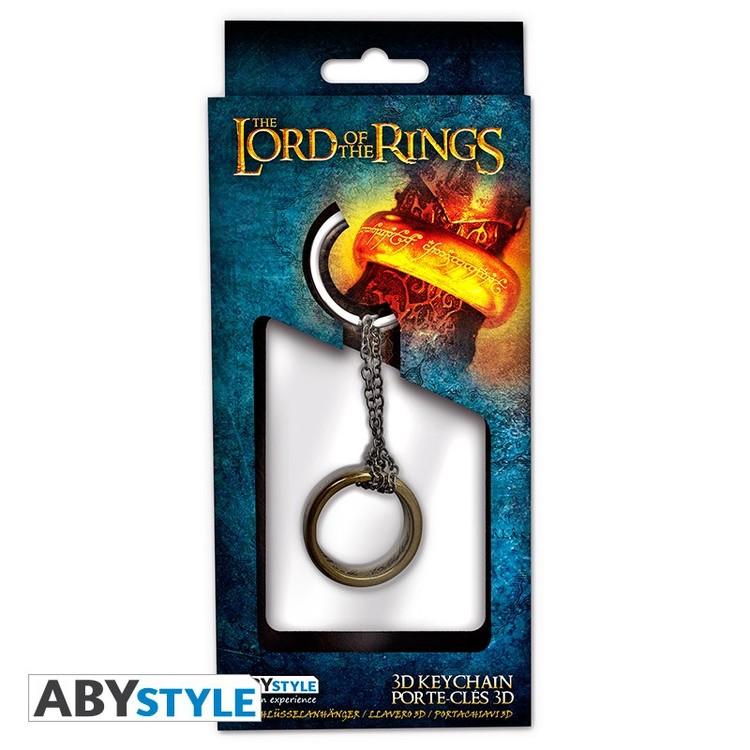 Llavero El Señor de los Anillos - Ring