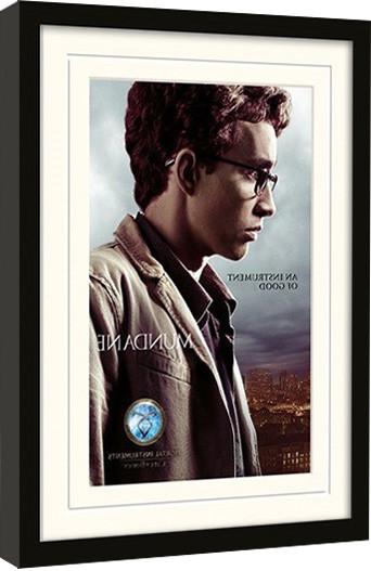 Poster incorniciato SHADOWHUNTERS - CITTÀ DI OSSA – simon